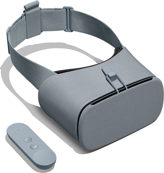 VR Headset and controller